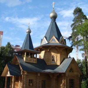 Храм Неопалимая Купина в Балашихе ВНИИПО